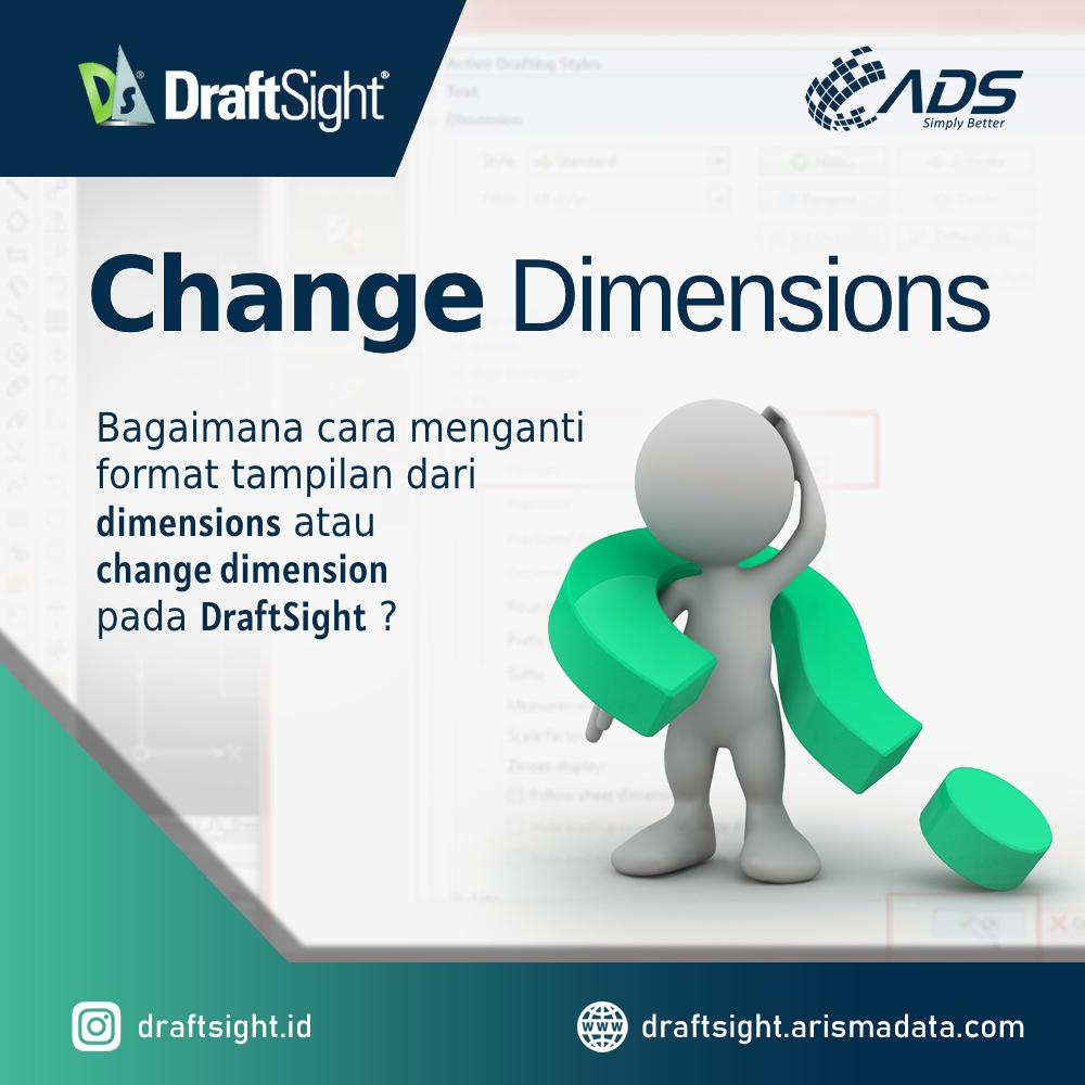 change dimension
